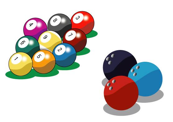 各種ボール