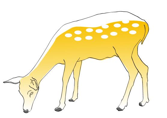 鹿(シカ)